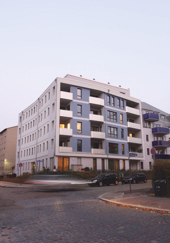 Neubau Haus Luisenstraße