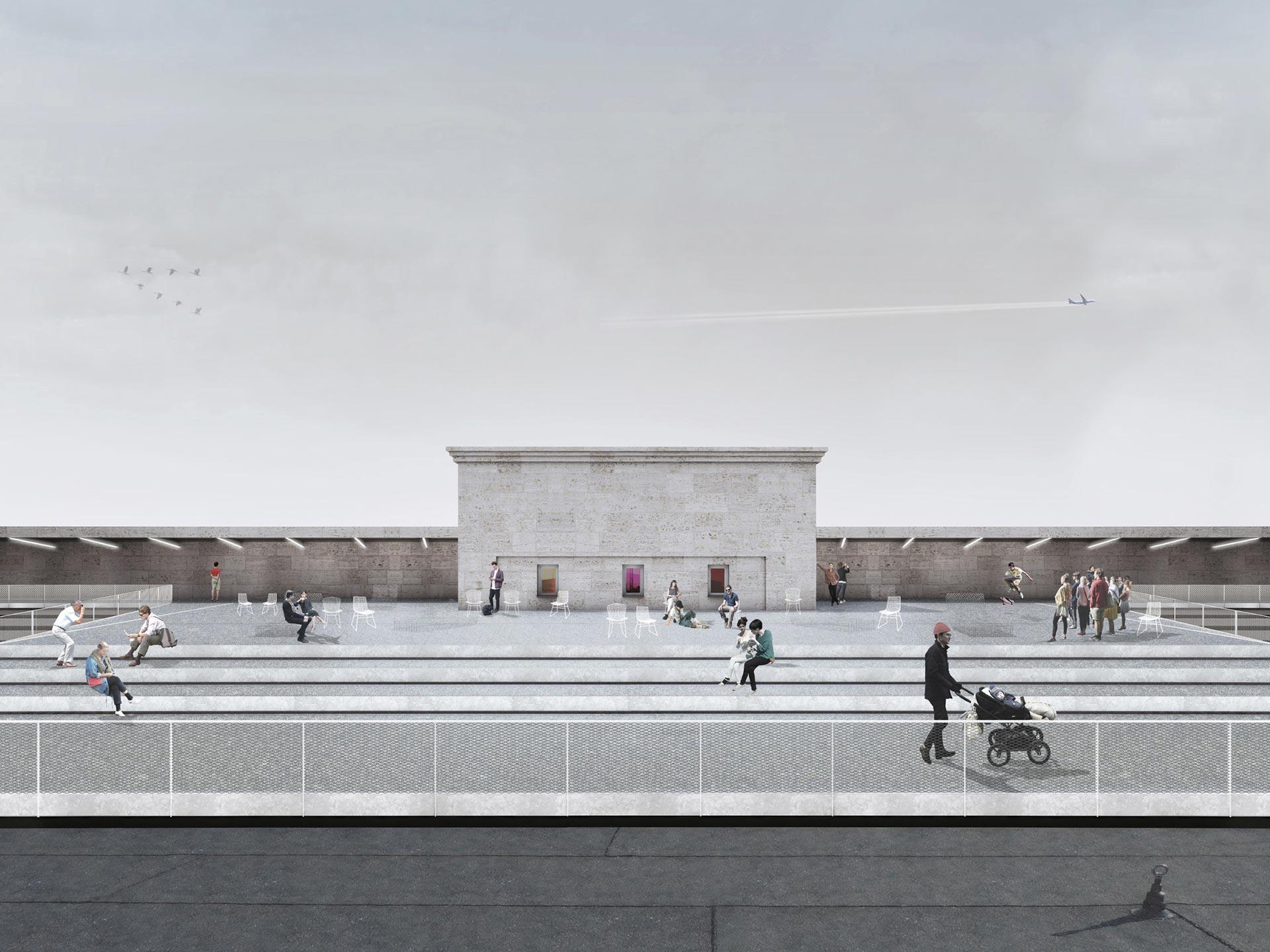 Geschichtsgalerie Tempelhof