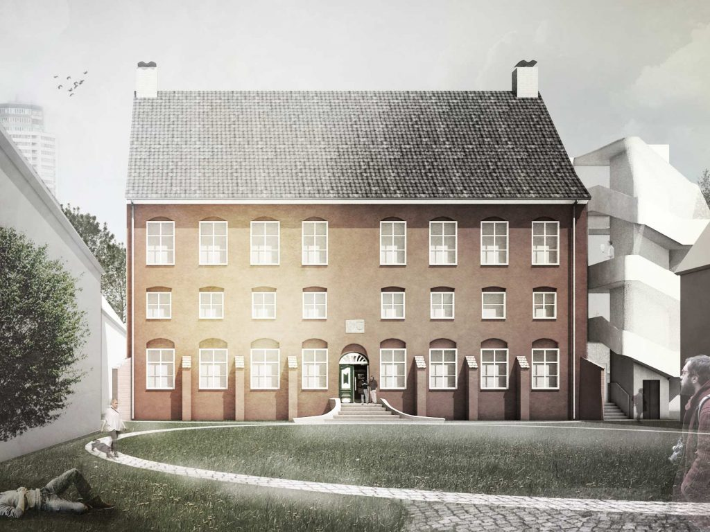 Sanierung Stadtmuseum Schleswig 1