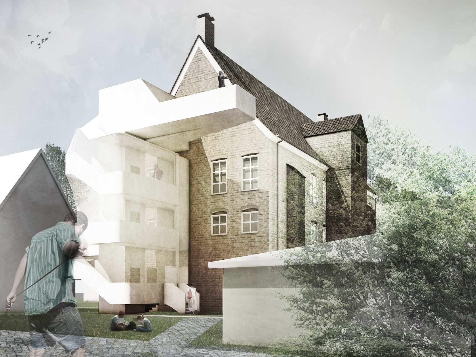Sanierung Stadtmuseum Schleswig 2