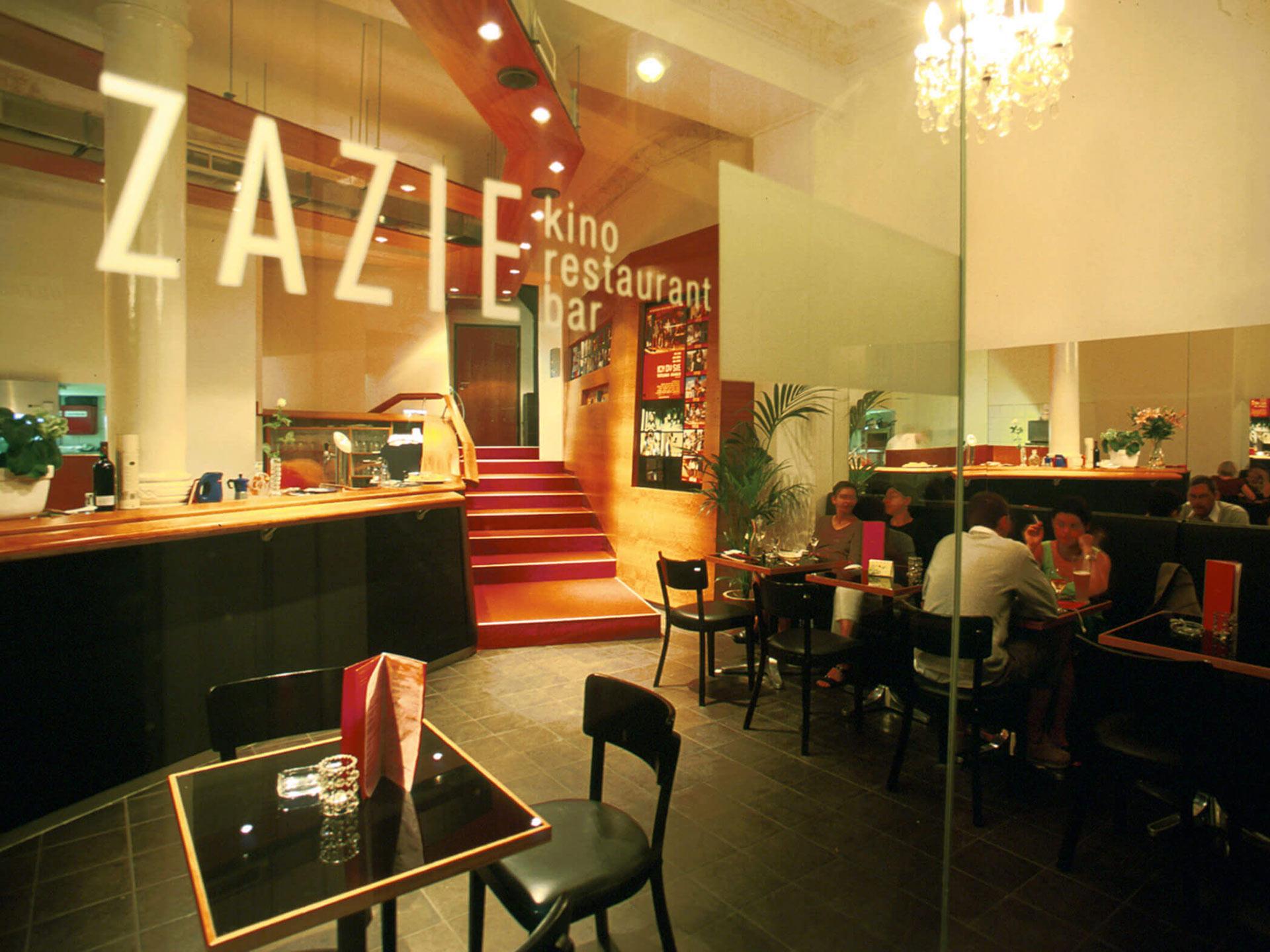Umbau Kino Zazie  2