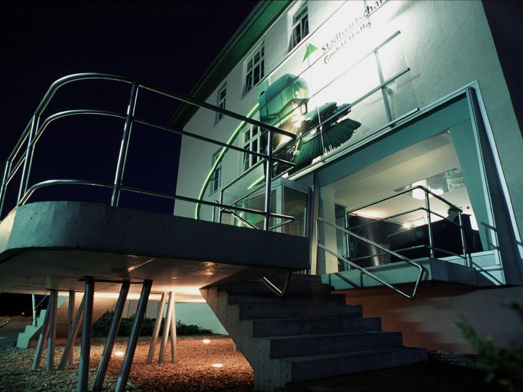 Umbau Stadtwirtschaft Halle 2 (2)
