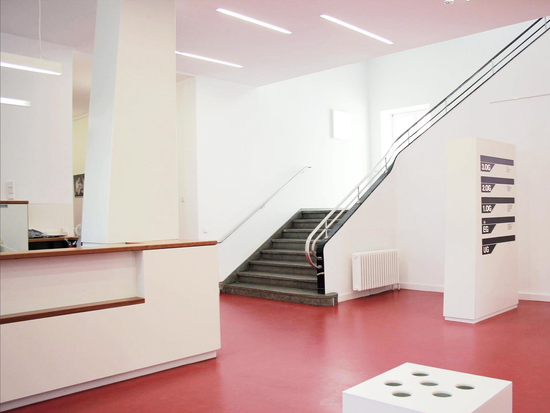Umbau Wohnungsgenossenschaft Halle Leuna 2
