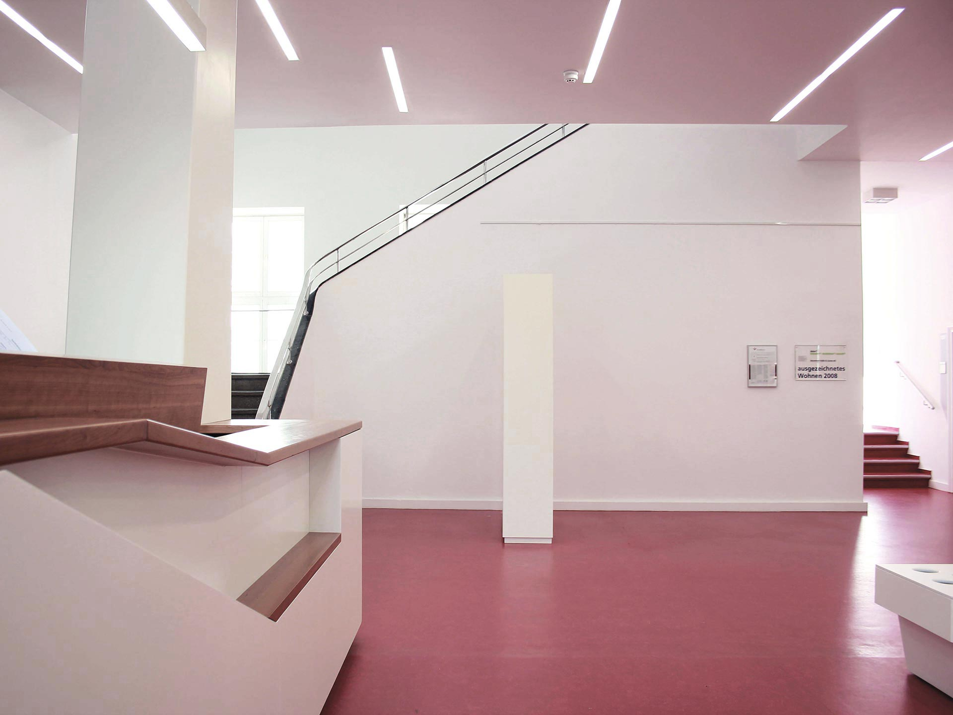 Umbau Wohnungsgenossenschaft Halle Leuna 3