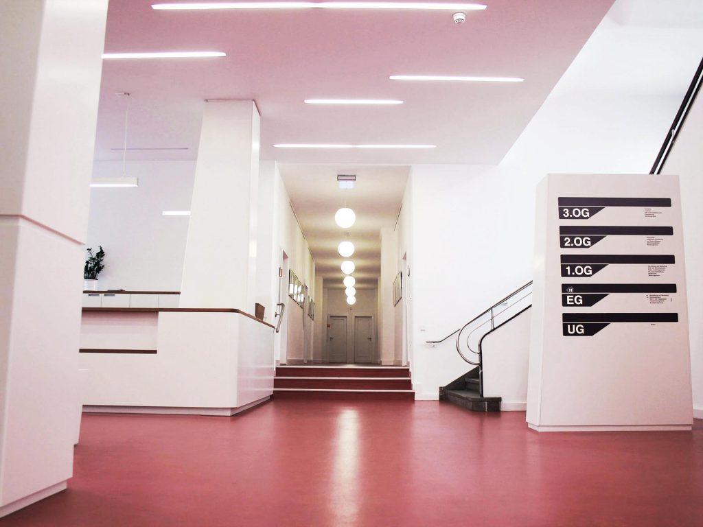 Umbau Wohnungsgenossenschaft Halle Leuna 4