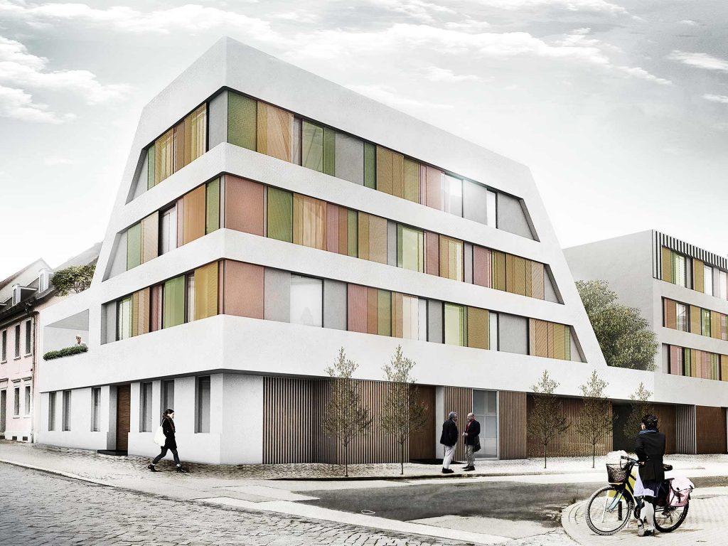 Wohnhaus Dessau 1