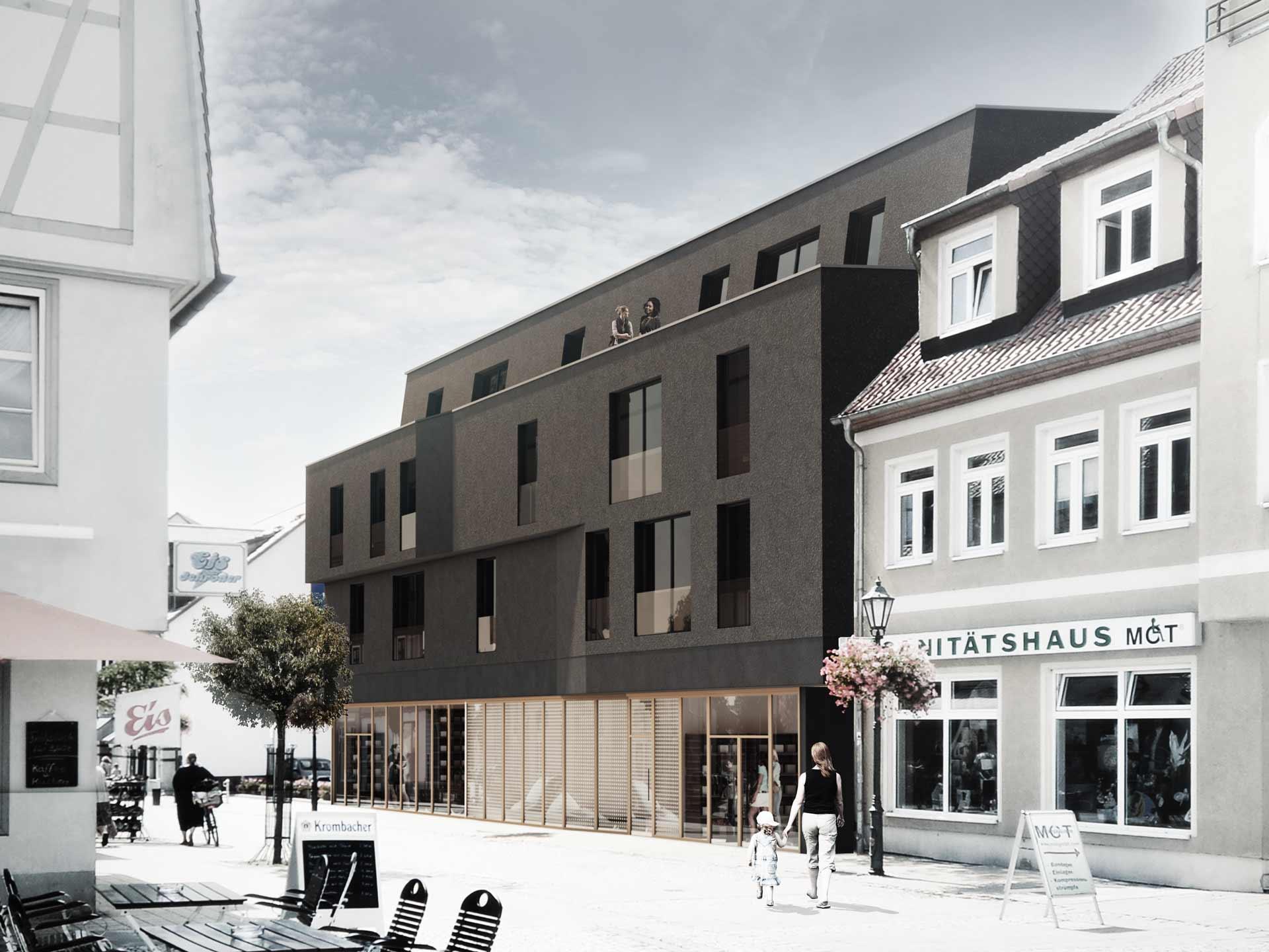 Wohnungsbau Oschersleben 1